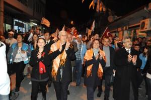 Başkan Çerçioğlu, Didim ve Söke'de Halka Hitap Etti