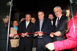 Başkan Toçoğlu, Semerciler Mahallesi Seçim İrtibat Bürosu'nun Açılışına Katıldı