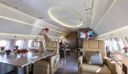Şeyhlerin Konforlu Uçağı