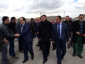 Milletvekili Özbek: