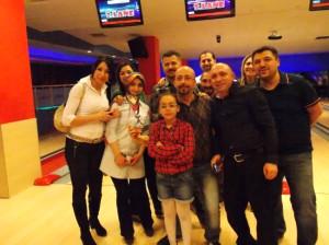 Prime Mall Antakya'dan Tıp Bayramına Özel Bowling Turnuvası