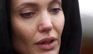 Angelina Jolie, Srebrenitsa'da Ağladı