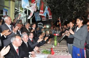 CHP Manisa Büyükşehir Adayı Özel Salihli'de
