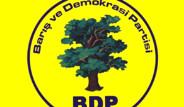 BDP'nin Kazandığı İller