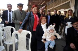 Aydın'ın İlk Büyükşehir Belediye Başkanı Özlem Çerçioğlu Oldu