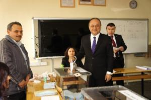 Kastamonu'da AK Parti Belediye Başkanlığını Kazandı