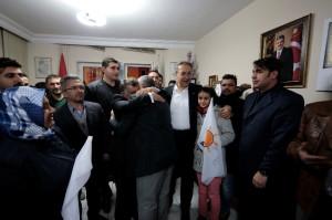 Nevşehir'de Ünver,3 Kez Belediye Başkanı