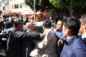 Adana'da Seçim Gerginliği