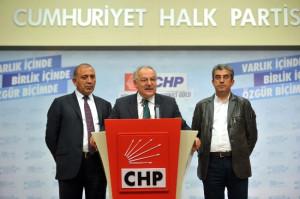 CHP Sözcüsü Koç'un Myk Açıklaması