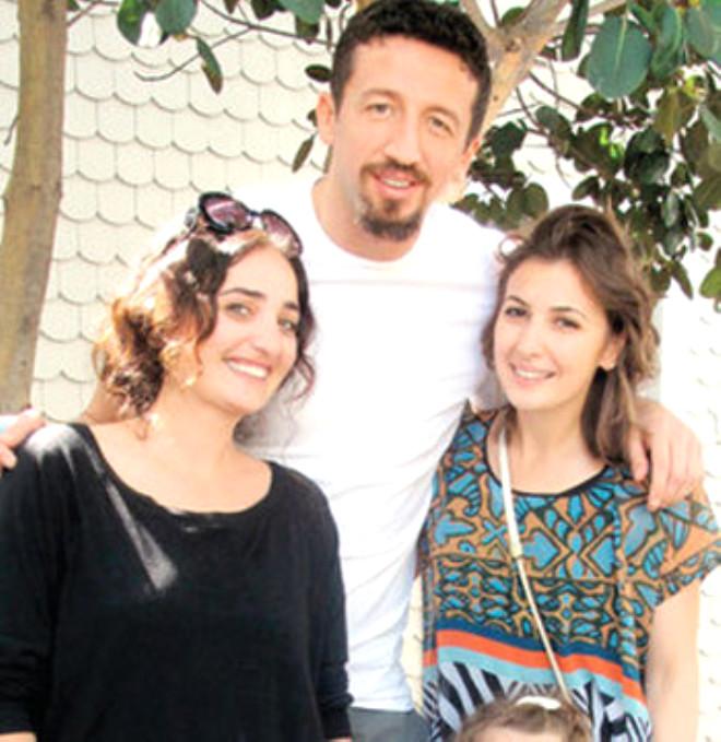 Fadik Sevin ve Hidayet Türkoğlu, ABD'de Komşu Oldu