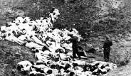 Nazi Almanyası Toplama Kampından Çarpıcı Fotoğraflar