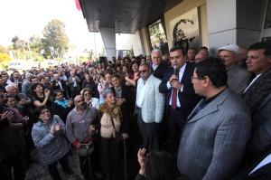 Başkan Batur da Mazbatasını Aldı