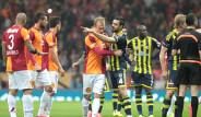 Galatasaray-Fenerbahçe Karşılaşmasının Kareleri