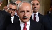 Kılıçdaroğlu'na Meclis'te Yumruklu Saldırı