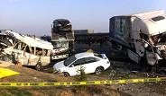 Konya Sarayönü'nde Kaza: 9 Ölü