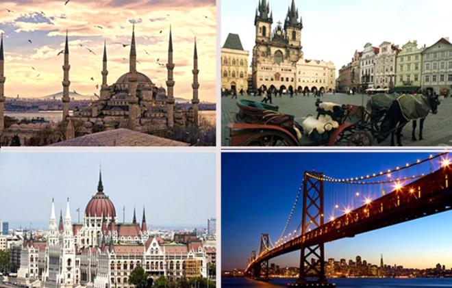 İstanbul, Dünyanın Bir Numaralı Seyahat Rotası Seçildi