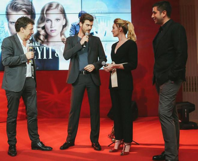 'Kurt Seyit Ve Şura', Cannes'da İlgi Odağı Oldu
