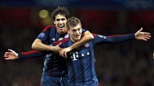 Atletıco Madrıd ve Bayern Munıh Yarı Finalde