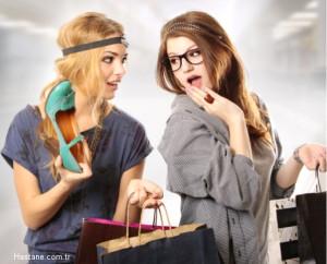 Alışveriş Yapmadan Duramıyor Musunuz?