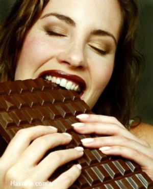 Çikolata Neredeyse Ölümsüzlüğün Çaresi