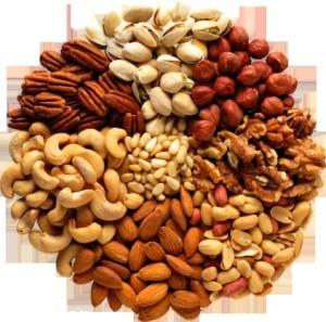 Kabuklu Yemiş Tüketenler Daha Sağlıklı