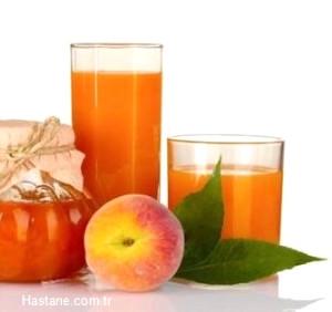 Sağlıklı Sindirim İçin Şeftali Nektarı İçin