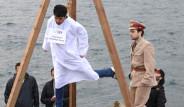 Üsküdar'da Mısır'daki İdam Kararları Protesto Edildi