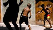 Fotoğraflarla Brezilya'nın Futbol Tutkusu