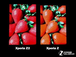 Ekran Karşılaştırması: Xperia Z2 Vs Xperia Z