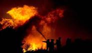 Şili'deki Yangın Kontrol Edilemiyor