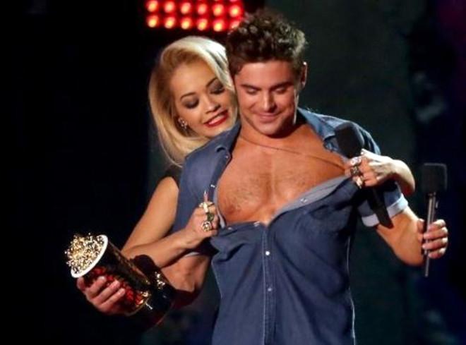 2014 MTV Film Ödülleri Sahiplerini Buldu