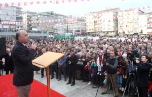Başkan Yücel Karaman, Güngörenlilerle Buluştu