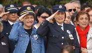 Şehit Müdüre Polis Eşinden Son Selam