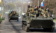Rus Tankları, Ukrayna'nın Doğusuna Girdi