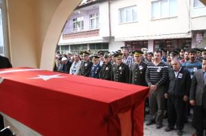 Şehit Astsubay Ahmet Yılmaz Yozgat'ta Toprağa Verildi