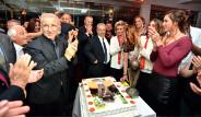 Galatasaray Odeabank, Şampiyonluk Yemeğinde Buluştu