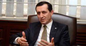 Başbakan Yardımcısı İşler'den Başkan Şahin'e Ziyaret