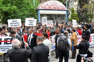Dr. Ersin Arslan Gaziantep'te Anıldı
