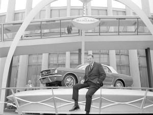 Ford Mustang'in 50 Yıldaki Evrimi
