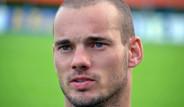 Wesley Sneijder'in Çay Keyfi