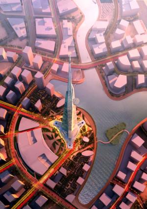 İşte Dünyanın Yeni En Uzun Binası: Krallık Kulesi