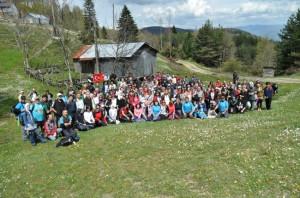 Taraklı'da Bahar Yürüyüşü