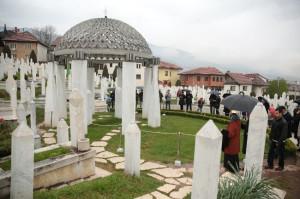Vali Tuna'nın Bosna Ziyaretleri