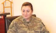 Şenay Komutan Sayesinde İlçede Şiddet Olayı Yaşanmıyor