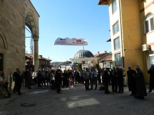 Başbakan Yardımcısı İşler Kosova'da Fatih Camisi'nin Açılışına Katıldı