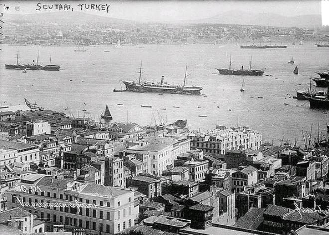 Osmanlı'nın Bugüne Kadar Görülmemiş Fotoğrafları