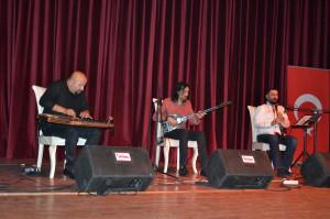 Taksim Trio Elazığ'da Sahne Aldı