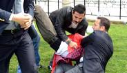 23 Nisan Şenliğinde Berkin Elvan Protestosu