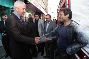 Basın Meslek Kuruluşlarından Başkan Yılmaz'a Ziyaret