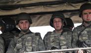 Tanklar, Suriye Sınırına Konuşlandırıldı